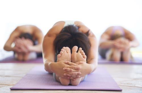 Kinh nghiệm chọn thảm tập Yoga tốt