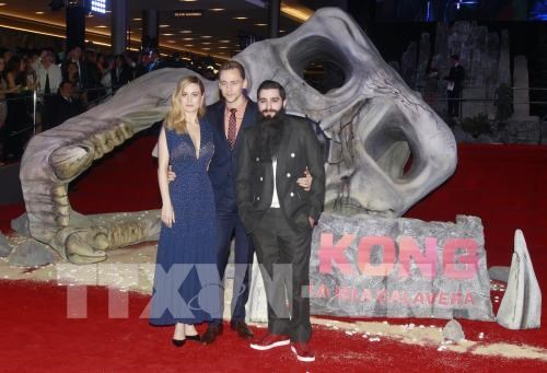 Top 10 phim ăn khách: King Kong tái xuất ngoạn mục