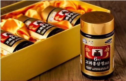 Hàn Quốc: Doanh số bán sâm đỏ vẫn tăng dù kinh tế khó khăn