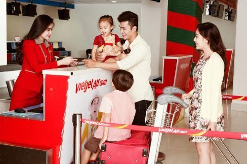Vietjet tung 1 triệu vé siêu tiết kiệm chào hè 2017