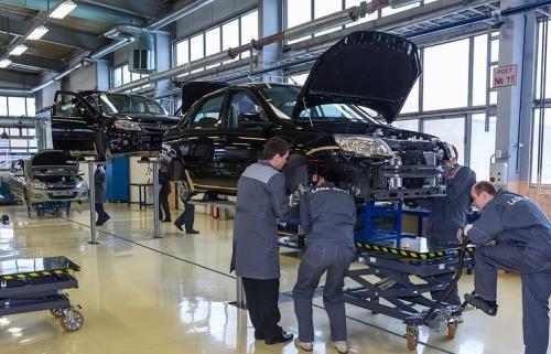 Phát triển công nghiệp ô tô - Kinh nghiệm của nhiều quốc gia