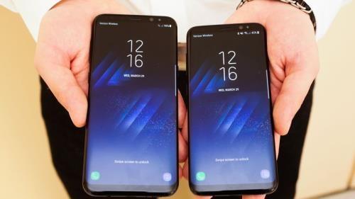 Galaxy S8 có phải là điện thoại tốt nhất được yêu thích của năm 2017