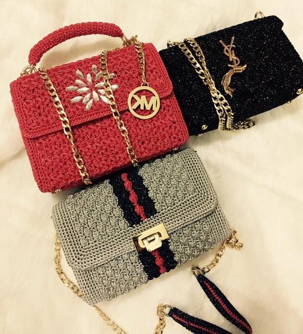 Mốt chơi túi Hermes, Gucci… độc nhất thế giới của chị em Việt