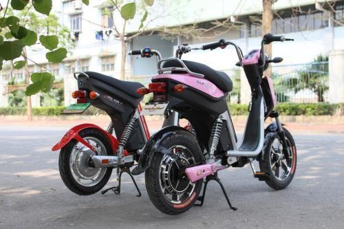 Khám phá cặp đôi xe đạp điện cá tính cho mùa Hè 2017