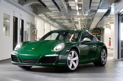 Hãng xe hơi thể thao Porsche xuất xưởng chiếc xe thứ 1 triệu
