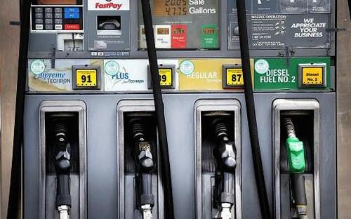 Giá dầu thế giới có thể sắp ngừng giảm