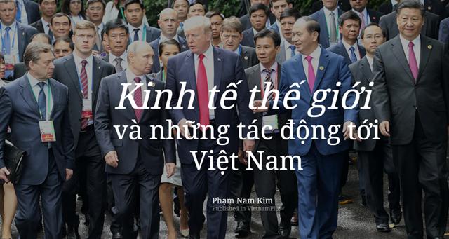 Kinh tế thế giới và những tác động tới Việt Nam