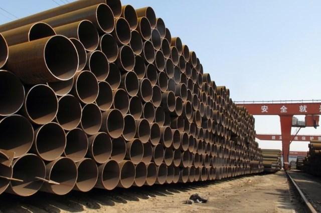 Sản lượng thép Trung Quốc cao kỷ lục bất chấp nỗ lực 'siết' công suất của chính phủ