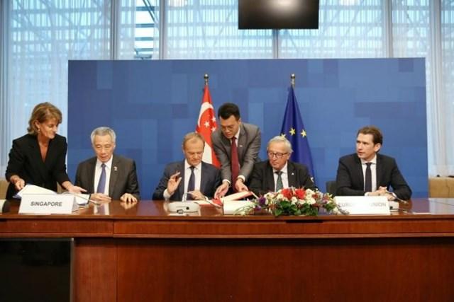 Việt Nam hưởng lợi gì từ Hiệp định thương mại tự do EU - Singapore?