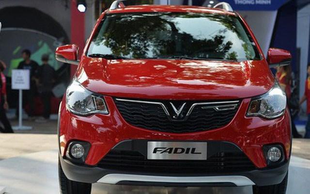 Cận cảnh mẫu ô tô mới ra mắt của VinFast: Đẹp không tì vết