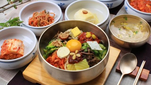 22 món ăn Hàn Quốc ngon nhất