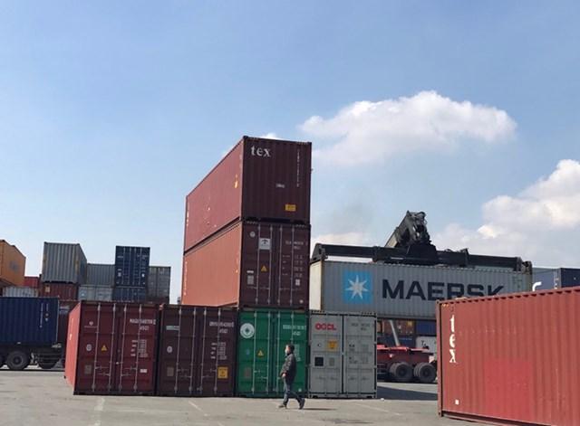 Năm 2018, hàng hóa thông qua cảng biển Việt Nam tăng mạnh