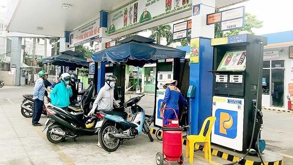 Không thiếu xăng trên thị trường