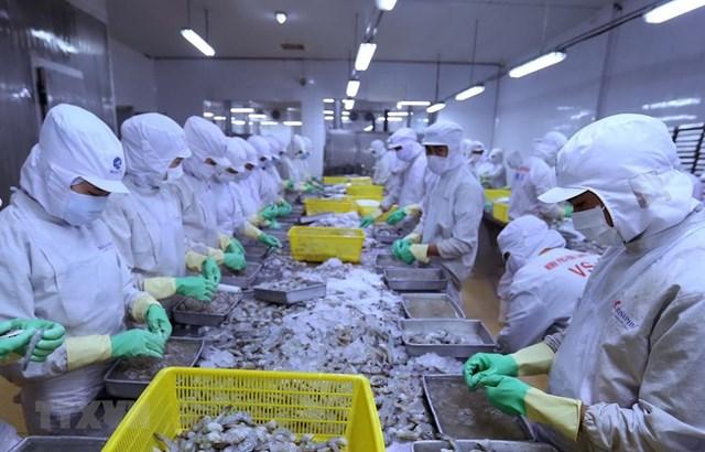 Sản phẩm nông lâm thủy sản Việt được mở rộng trên 180 thị trường