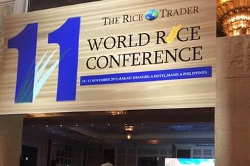 'Tôi đi dự hội nghị lúa gạo thế giới'