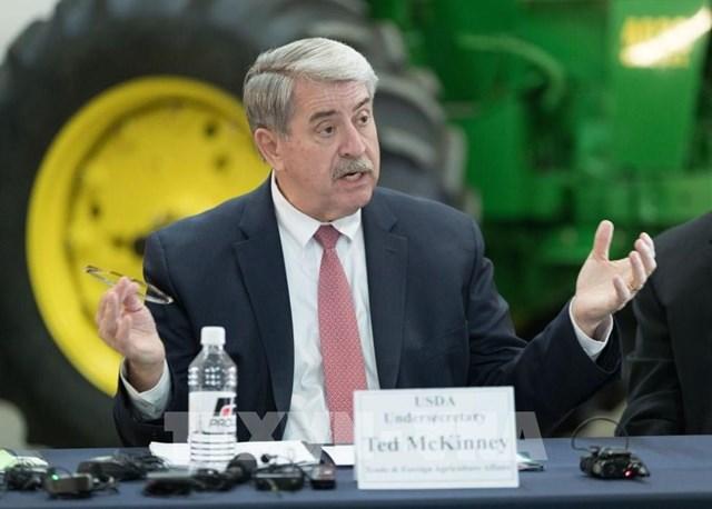 Việt Nam thúc đẩy hợp tác nông nghiệp với Hoa Kỳ