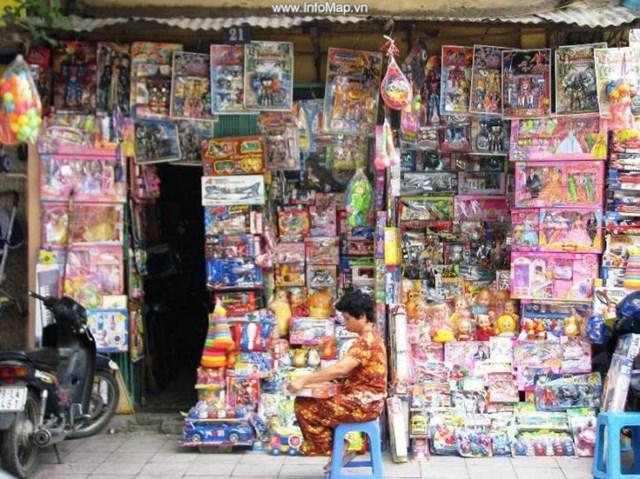 Sản phẩm dành cho trẻ em đồng loạt giảm giá dịp Quốc tế Thiếu nhi
