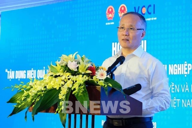 Hiệp định EVFTA: Cơ hội phát triển cho doanh nghiệp Việt Nam