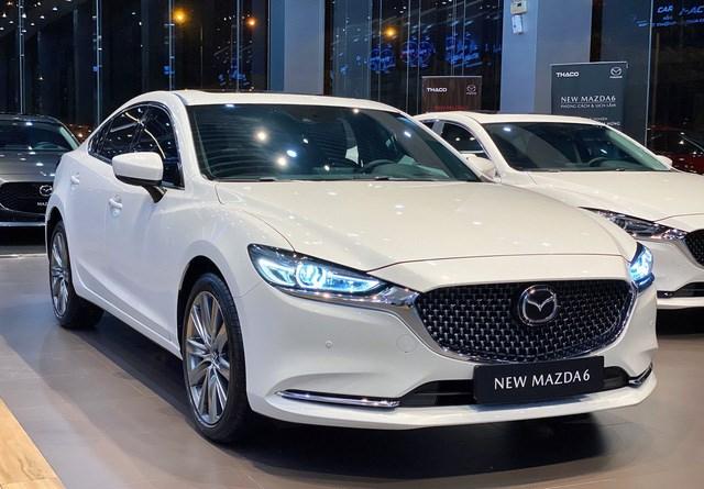 Mazda hạ giá sốc loạt xe 'hot' tại VN: CX-8 giảm 200 triệu, CX-5 rẻ nhất phân khúc  