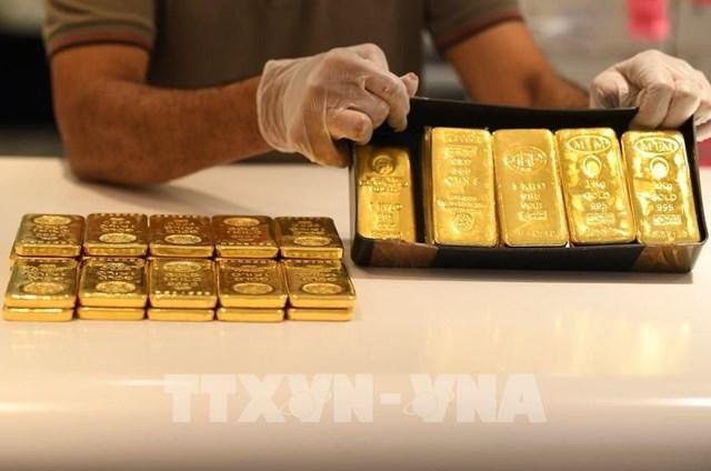 """Vàng - kênh đầu tư """"hot"""" nhất thời khủng hoảng"""