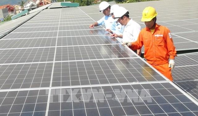 Gần 20.000 dự án điện mặt trời mái nhà