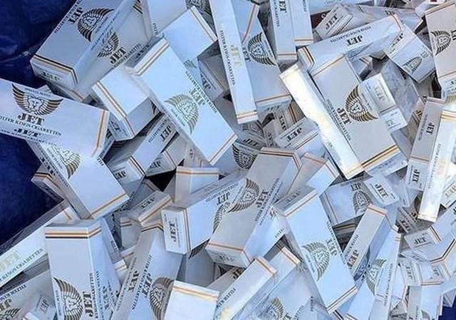 Tăng cường công tác chống buôn lậu thuốc lá