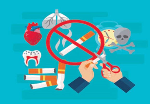 9 bộ phận cơ thể bị thuốc lá tàn phá nhiều