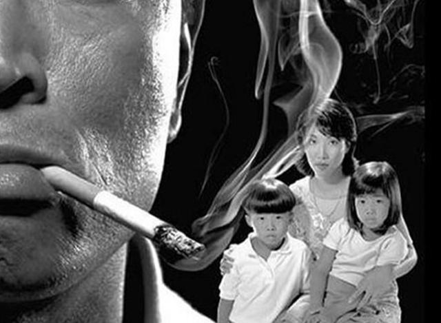 Tác hại của hút thuốc lá thụ động
