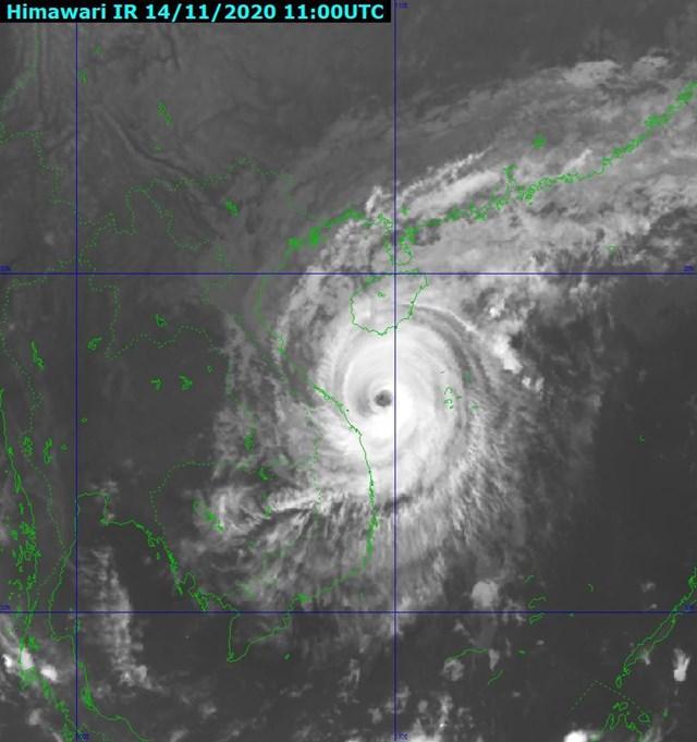 Cập nhật tình hình chỉ đạo điều hành ứng phó bão số 13 của Bộ Công Thương