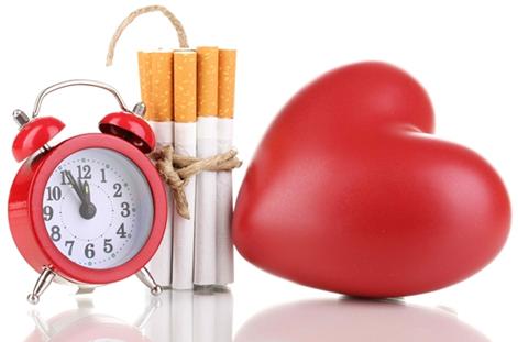 Hút thuốc lá làm tăng nguy cơ mắc bệnh tim mạch