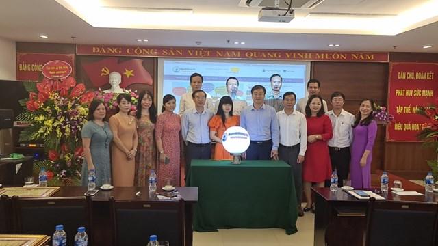 Trung tâm Thông tin Công nghiệp và Thương mại khai trương website nganhhang.vn