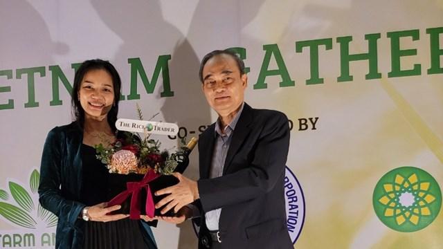 Gạo Việt Nam nhận hai giải thưởng của The Rice Trader