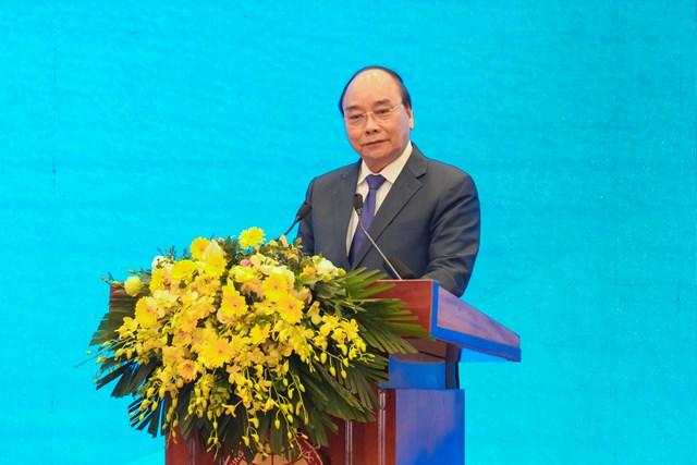 Thủ tướng Nguyễn Xuân Phúc đánh giá cao những thành tựu của ngành Công Thương