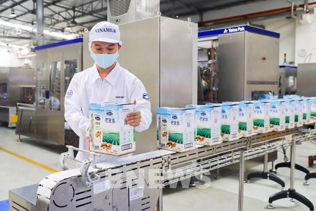 Ngành sữa kỳ vọng tiếp tục tăng trưởng trong năm 2021