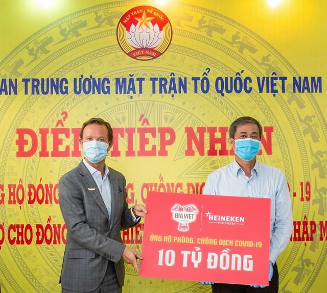 Bia Việt tài trợ SEA Games 31 và ASEAN PARA Games 11
