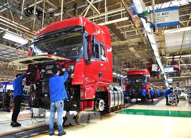 Trung Quốc: Doanh số bán ô tô tăng trưởng ổn định trong năm tháng đầu năm 2021