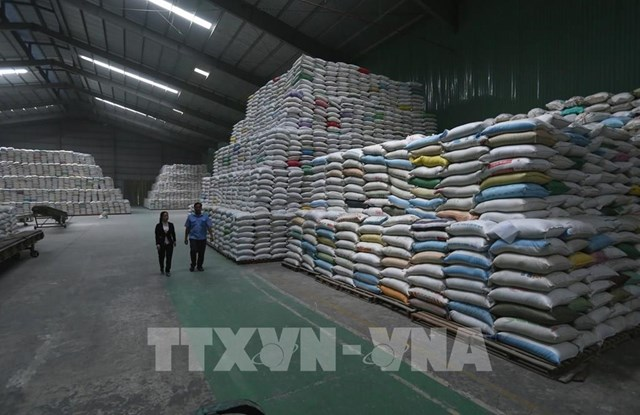 Gạo Việt Nam chính thức liên thông với Sở Giao dịch Hàng hóa Chicago