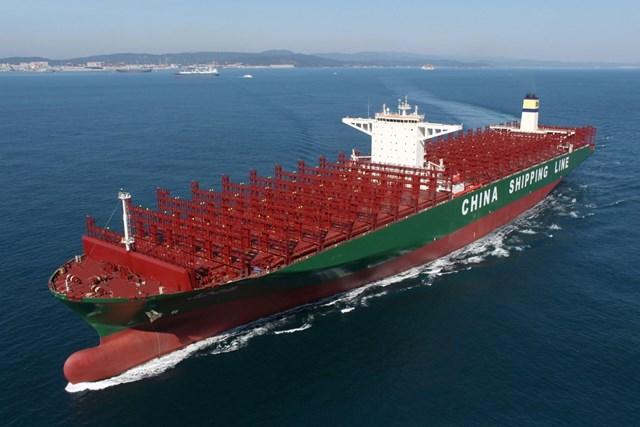 Chỉ số cước vận tải biển Baltic tăng 9 phiên liên tiếp