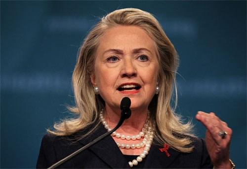 Dấu ấn Hillary Clinton ở châu Á
