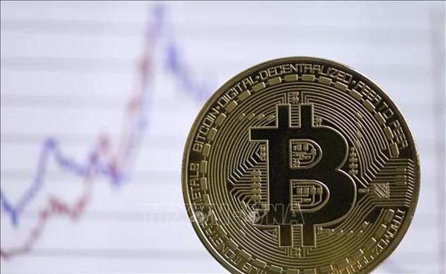 Giá bitcoin tăng vượt 50.000 USD