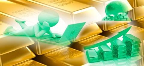 Hàng hóa TG sáng 17/3: Đồng USD giảm đẩy giá vàng tăng