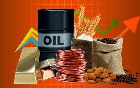 Hàng hóa TG sáng 4/4: Giá dầu, đồng và cà phê tăng