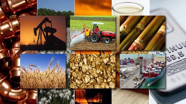 Hàng hóa TG sáng 17/4: Nông sản đồng loạt giảm giá