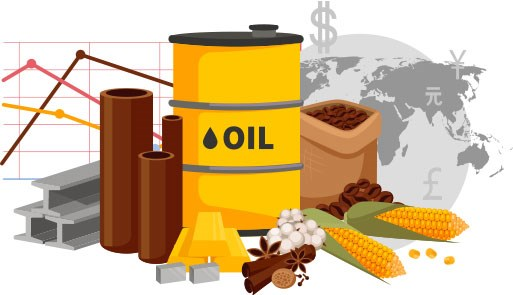 Tổng kết giá hàng hóa thế giới tháng 8: Giá dầu giảm, vàng vững, cà phê, đường, nhôm tăng mạnh