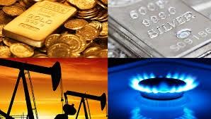 Hàng hóa TG sáng 18/4: Giá dầu và vàng quay đầu giảm