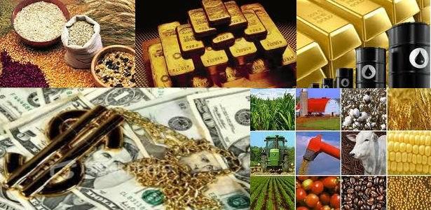 TT hàng hoá quốc tế phiên 3/8/2020: Giá vàng giảm, các mặt hàng khác tăng