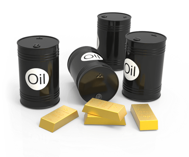 Hàng hóa TG phiên 18/5/2020: Giá dầu, đồng tăng; vàng giảm; lúa mì thấp nhất 2 tháng