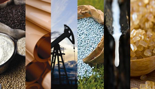 Hàng hóa TG phiên 10/2: Giá dầu giảm, vàng và cà phê tăng
