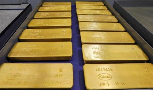 Giá vàng hôm nay 14/10 tăng 2% do USD và lợi suất trái phiếu Mỹ giảm