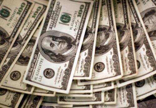 Đô la Mỹ đảo chiều tăng mạnh trên thị trường quốc tế